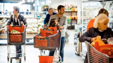 Бельгийские супермаркеты принимают меры по борьбе с коронавирусом