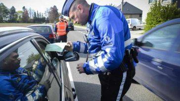 Полиция сменит метод контроля с 11 мая
