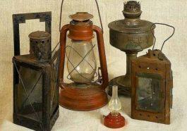 История возникновения обычной настольной лампы