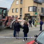 Бельгия: преступники использовали бульдозер для нападения на банк