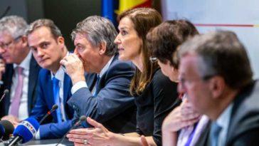 Совет национальной безопасности Бельгии: тесные контакты, ношение масок, карантин, мероприятия...