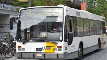 Компания De Lijn приостанавливает закупку 979 электробусов для Антверпена