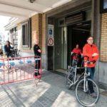 Из-за сбоя питания в антверпенском туннеле, 6 человек застряли в лифте на два часа