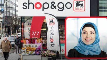 Платок в Delhaize: «Мы хотим отражать общество»