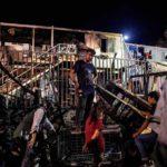 Германия приняла 139 беженцев из сгоревшего греческого лагеря Мория