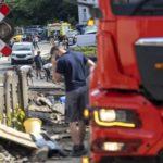 Бельгиец спешил на помощь пострадавшим от наводнения, но его оштрафовали на 2 400 евро