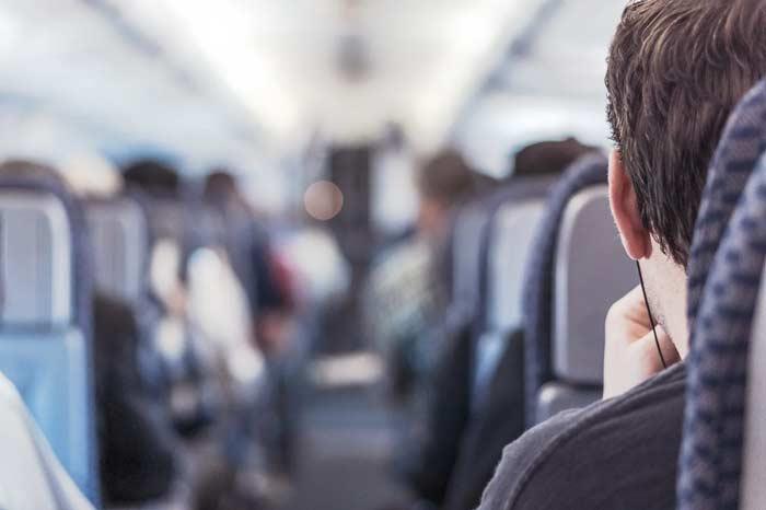 Каждый второй путешественник не заполняет форму PLF
