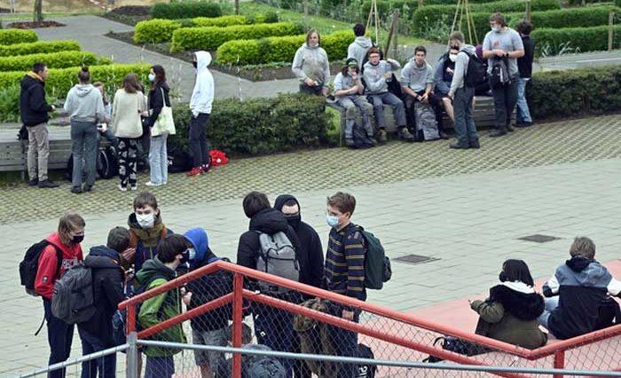 В некоторых школах Брюсселя от родителей требуют в письменной форме обосновать свой отказ от вакцинации детей