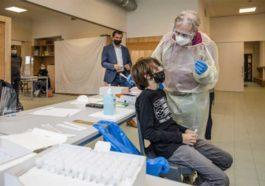 Тридцать процентов школьников в Воммелгеме дали положительный результат на коронавирус