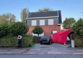 Годовалая девочка погибла после столкновения перед детским садом в Sint-Job-in-'t-Goor